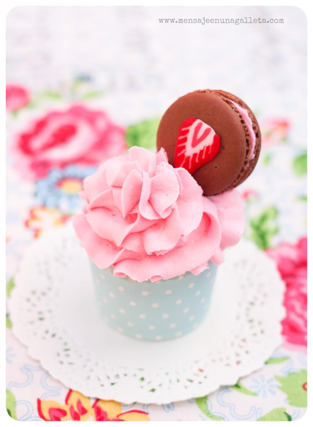 cupcakedefresasolo